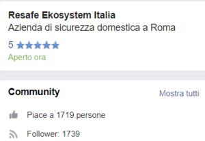 Opinioni Rete Gati Ekosystem Facebook