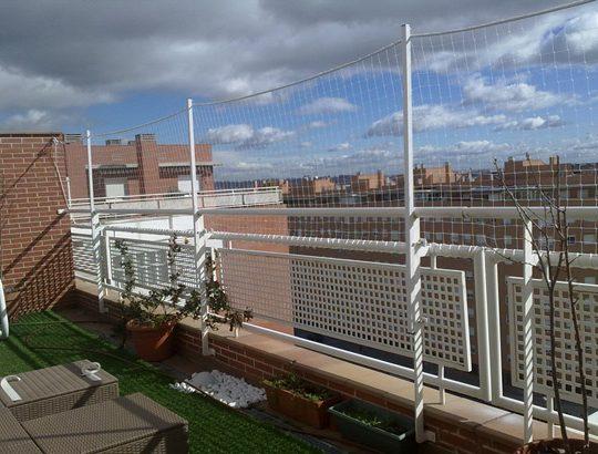 Balcone senza terrazzo